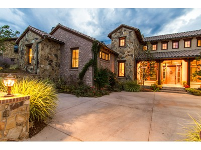 Maison unifamiliale for sales at 8131 Paradiso Ct  Littleton, Colorado 80125 États-Unis