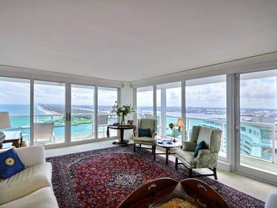 共管物業 for sales at 2100 S Ocean Ln #2201 & 2202  Fort Lauderdale, 佛羅里達州 33316 美國