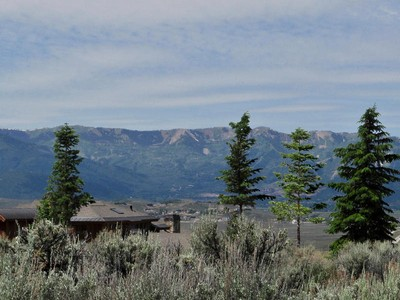 Land for sales at Beautiful Private Home Site with some of the Best Views in Promontory 7921 N West Hills Trail Lot 54 Park City, Utah 84098 United States