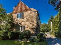 Single Family Home for sales at Montréal 4808 Rue Cedar Crescent   Montreal, Quebec H3W2H9 Canada
