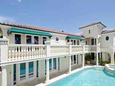 Maison unifamiliale for sales at 2900 N. Atlantic Blvd.  Fort Lauderdale, Florida 33305 États-Unis