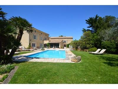 Multi-Family Home for sales at UZES CHARMANTE PROPRIÉTÉ DU XVIII éme  Other Languedoc-Roussillon, Languedoc-Roussillon 30200 France