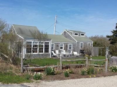 一戸建て for sales at Classic Madaket Cottage! 1 H Street Nantucket, マサチューセッツ 02554 アメリカ合衆国