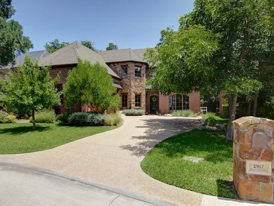 独户住宅 for sales at 2917 River Pine Lane  Fort Worth, 得克萨斯州 76116 美国