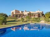 Property Of Country Estate of stone in Ses Salines