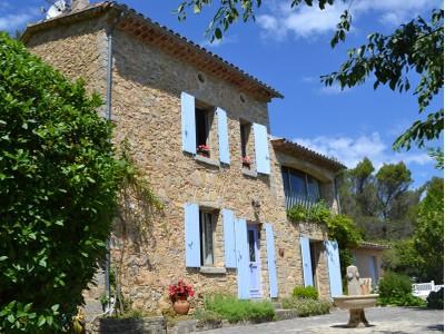 一戸建て for sales at Beautiful stonebuilt Bastide from 1832  Cotignac, プロバンス=アルプ=コート・ダジュール 83570 フランス