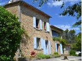 Maison unifamiliale for sales at Beautiful stonebuilt Bastide from 1832  Cotignac,  83570 France