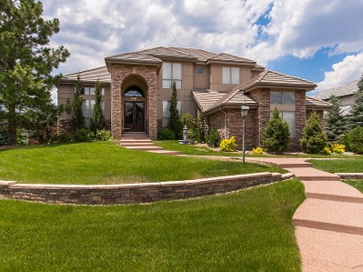 Single Family Home for sales at 8301 Harbortown Place  Lone Tree, Colorado 80124 United States