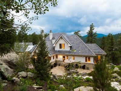 Maison unifamiliale for sales at 4158 Wildflower Court  Evergreen, Colorado 80439 États-Unis