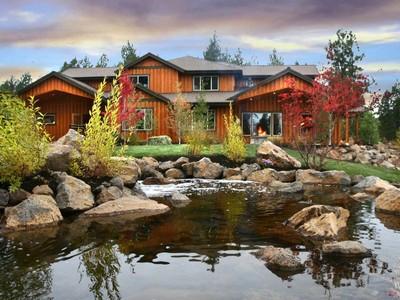 Частный односемейный дом for sales at Beautiful New Home 60441 Snap Shot Loop  Bend, Орегон 97702 Соединенные Штаты