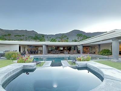 Vivienda unifamiliar for sales at 70375 Calico Road   Rancho Mirage, California 92270 Estados Unidos