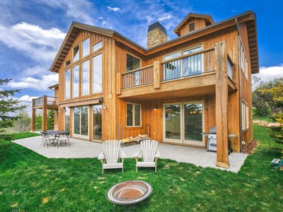 Single Family Home for sales at Spectacular Home in Upper Pinebrook 7211 Ridge Way  Park City, Utah 84098 United States