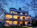Single Family Home for sales at Breathtaking Water View Manor Home 7 Prospect Avenue Larchmont, New York 10538 United States