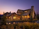 Single Family Home for sales at Luxury Park City Cabin in the Promontory Golf Community 2943 Trading Post Park City, Utah 84098 United States