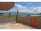 Villetta a schiera for sales at Gorgeous Townhome With Magnificent Views Of The Catalinas 3810 N Borg Lane Tucson, Arizona 85716 Stati Uniti