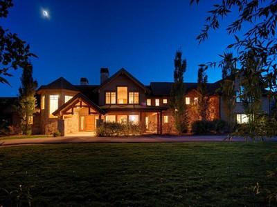 Nhà ở một gia đình for sales at Excellent Family Home in Quarry Mountain Ranch 2984 Quarry Mountain Rd   Park City, Utah 84098 Hoa Kỳ