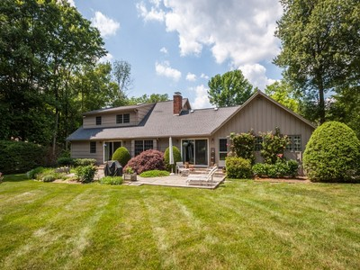 Single Family Home for sales at Magnificent West-Side Property 21 Richter Drive  Danbury, Connecticut 06810 United States