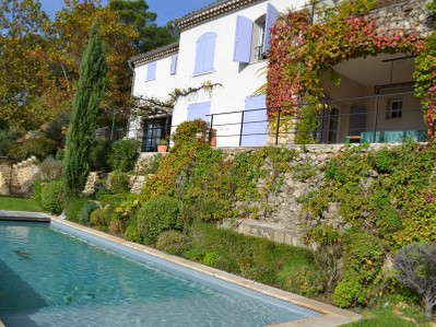 Maison unifamiliale for sales at Beautiful renovated villa with an overwhelming view Chemin Cotignac, Provence-Alpes-Cote D'Azur 83570 France
