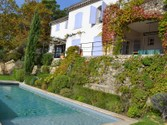 Maison unifamiliale for sales at Beautiful renovated villa with an overwhelming view  Cotignac,  83570 France