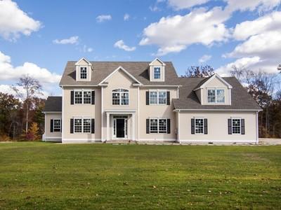 Einfamilienhaus for sales at Deer Lake Subdivision Lot 52 Beaver Dam Road  Killingworth, Connecticut 06419 Vereinigte Staaten
