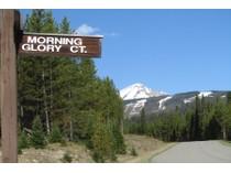 토지 for sales at Stunning Views in the heart of the Meadow Village Morning Glory Court Spanish Peaks North Lot 72   Big Sky, 몬타나 59716 미국