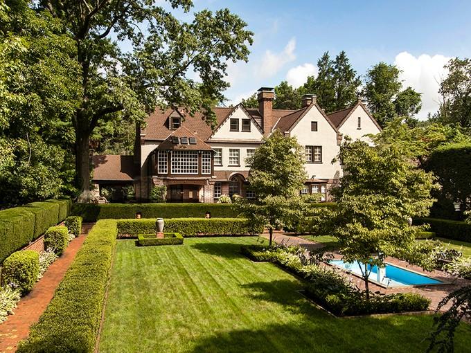 Single Family Home for sales at Borie Estate 0000 Washington Lane   Jenkintown, Pennsylvania 19046 United States
