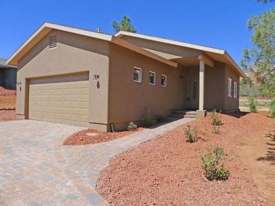 獨棟家庭住宅 for sales at Small Luxury Home 45 Grasshopper Lane Sedona, 亞利桑那州 86336 美國
