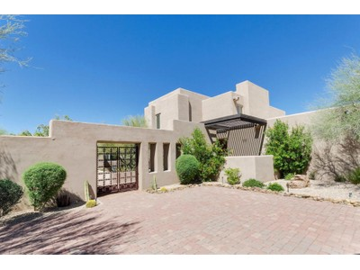 Single Family Home for sales at Wonderful custom home in Desert Mountain 10386 E Scopa Trail  Scottsdale, Arizona 85262 United States