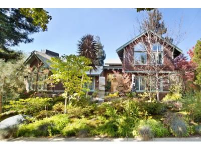 Villa for sales at 589 Coleridge 589 Coleridge Avenue Palo Alto, California 94301 Stati Uniti