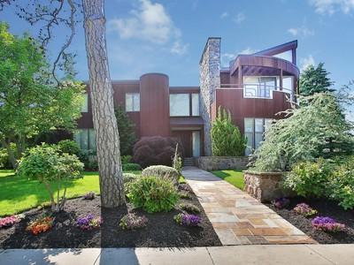Vivienda unifamiliar for sales at Contemporary with Lake Views 607 3rd Ave Spring Lake, Nueva Jersey 07762 Estados Unidos