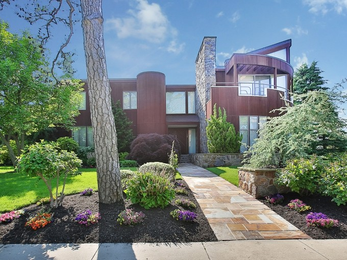 Single Family Home for sales at Contemporary with Lake Views 607 3rd Ave Spring Lake, New Jersey 07762 United States