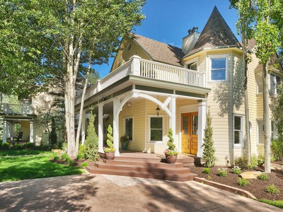 Single Family Home for sales at Beautiful Park Meadows Estate 2245 Monitor Dr Park City, Utah 84060 United States