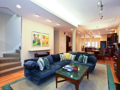 Einfamilienhaus for sales at Spectacular Renovated Home 1114 W Webster Avenue Chicago, Illinois 60614 Vereinigte Staaten