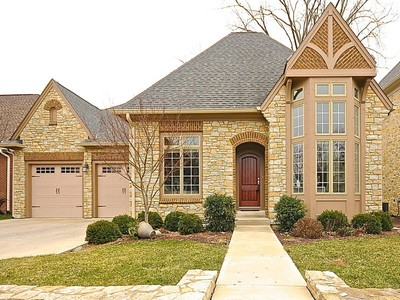 Single Family Home for sales at Sought After Stonegate 7657 Carriage House Way Zionsville, Indiana 46077 United States