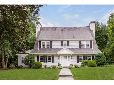 Single Family Home for sales at Magnificently Maintained Center Hall Colonial 24 Soundview Circle  White Plains, New York 10606 United States