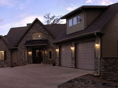 独户住宅 for sales at Remarkable Mountain Home 231 Tatanka Trail  Lake Lure, 北卡罗来纳州 28746 美国
