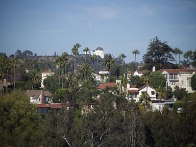 Maison unifamiliale for sales at 1997 Glencoe Way  Los Angeles, Californie 90068 États-Unis