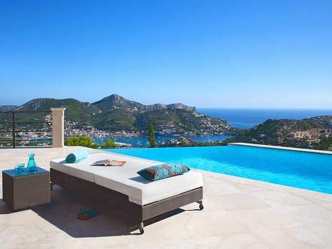 Multi-Family Home for sales at Luxury newly built Villa in Monport, Port Andratx  Port Andratx, Mallorca 07157 Spain