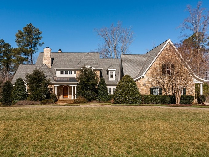 Single Family Home for sales at 5000 Wnynneford Way 5000 Wynneford Way Raleigh, North Carolina 27614 United States