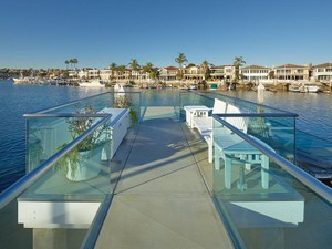 Single Family Home for Sales at 1 Harbor Island  Newport Beach, California 92660 United States