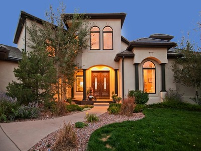 Single Family Home for sales at 3275 Big Bear Drive   Sedalia, Colorado 80135 United States