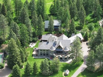 Fattoria / ranch / campagna for sales at Sagestone Ranch 205 Bachelor Grade Kalispell, Montana 59901 Stati Uniti