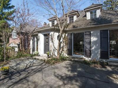 Nhà ở một gia đình for sales at 7 Donino Avenue   Toronto, Ontario M4N2W4 Canada