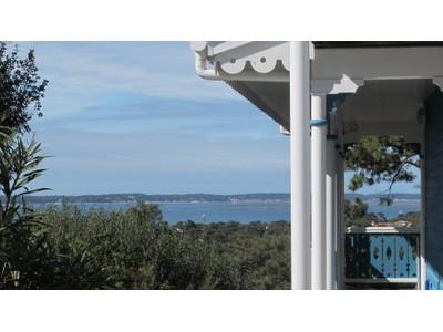 一戸建て for sales at large view on the Arcachon bay.  Pyla Sur Mer, アキテーヌ 33115 フランス