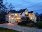 단독 가정 주택 for  sales at Exquisite French Country Flair! 712 Saber Court Franklin Lakes, 뉴저지 07417 미국