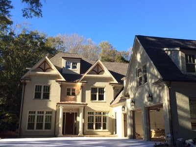 Single Family Home for sales at Sandy Springs New Construction 790 Brook Park Place   Sandy Springs, Georgia 30342 United States