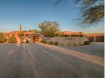 단독 가정 주택 for sales at Bright Newly Remodeled Southwest-style Home With Contemporary Finishes 38405 N 95th Street #54   Scottsdale, 아리조나 85262 미국