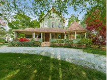 Single Family Home for sales at Gracious & Exquisitely Maintained Victorian 278 Noroton Avenue   Darien, Connecticut 06820 United States