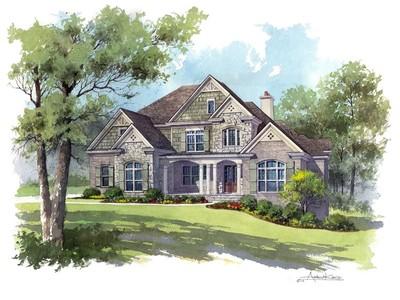 Maison unifamiliale for sales at Incredible New Build near Chastain Park 4655 Mystic Drive Atlanta, Georgia 30342 États-Unis