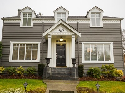 Single Family Home for sales at 4041 West 41st Ave   Vancouver, British Columbia V6N3G3 Canada